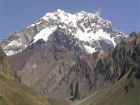 Trekking Aconcagua with Patagonia Adventure Trip at Mendoza, Argentina
