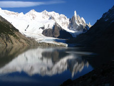Mt. Torre -  Intense Trekking Patagonia trails (VAT) with Patagonia Adventure Trip