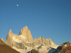 Mt. Fitz Roy -  Intense Trekking Patagonia trails (VAT) with Patagonia Adventure Trip