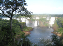 Iguazu Falls - Outdoor travel adventure with Patagonia Adventure Trip at Misiones, Argentina
