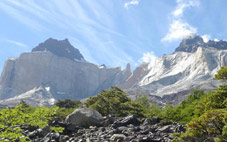 Trekking Torres del Paine - Del Frances Valley - Patagonia Adventure Trip: Outdoor travel trekking Patagonia