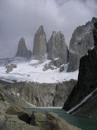 Paine Towers, Torres del Paine -  Intense Trekking Patagonia trails (VAT) with Patagonia Adventure Trip
