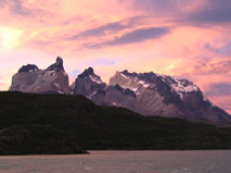 Paine Horns at Torres del Paine, Chile - Hiking Paine W with Patagonia Adventure Trip
