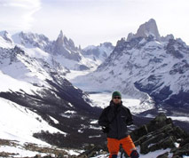 Cerro Torre trail - Hiking Atacama, Quebrada de Humahuaca & Patagonia with Patagonia Adventure Trip at Chile & Argentina
